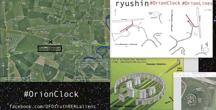 Stonehenge The Orion Clock