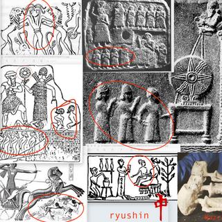 Sumarian 10-15k BC