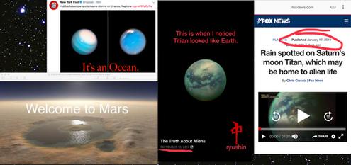 Titan, Saturn's Moon Is An Earth Like Planet