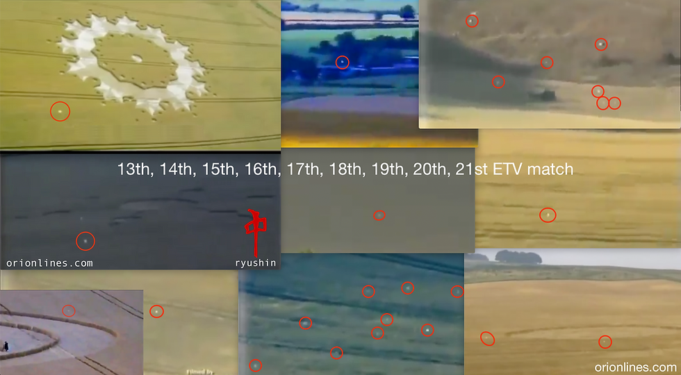 13th, 14th, 15th, 16th, 17th, 18th, 19th, 20th, and 21st Match