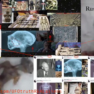 Nazca Alien Mummies connection to the Russian Alien Also that time I attack The US GOV twitter and made NASA admit they are real.