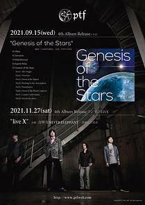 ptf_genesis of the stars