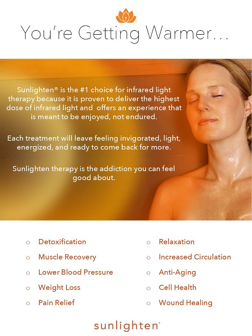 commercial-sunlighten-FIR-treatment-book