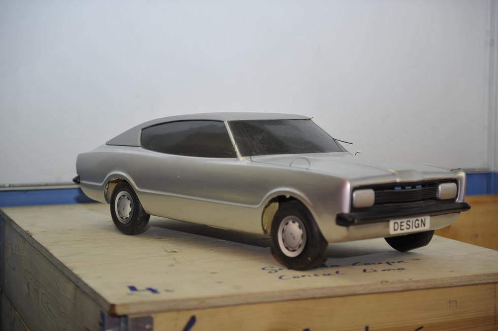 Taunus Coupe