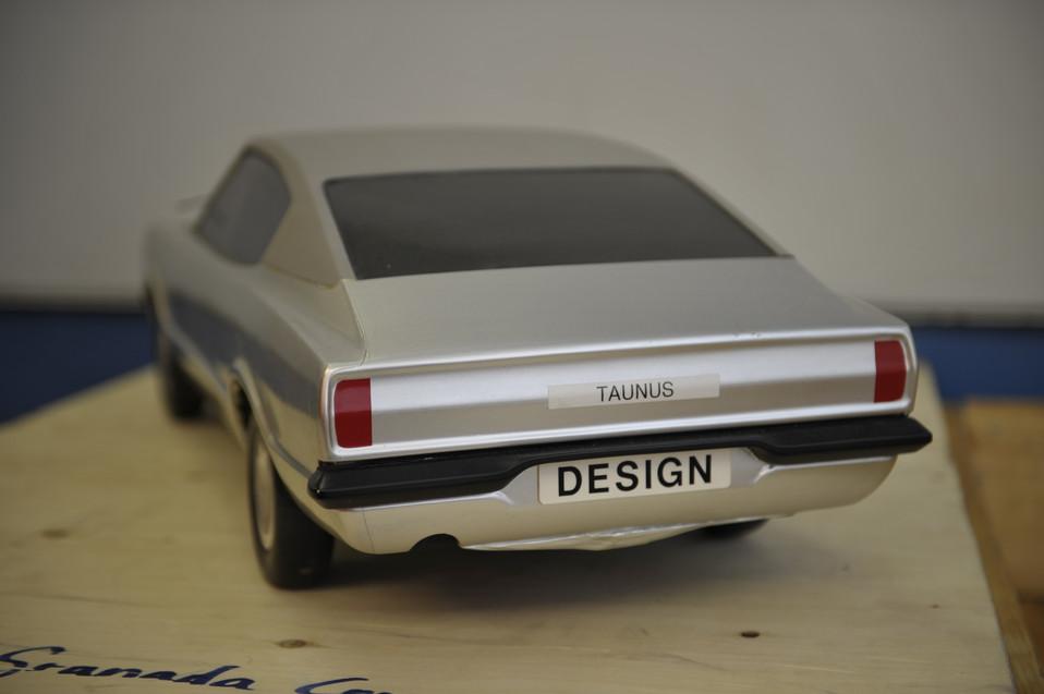 Taunus Coupe rear