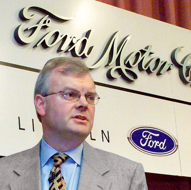 Richard Parry-Jones - Chief Technical Officer