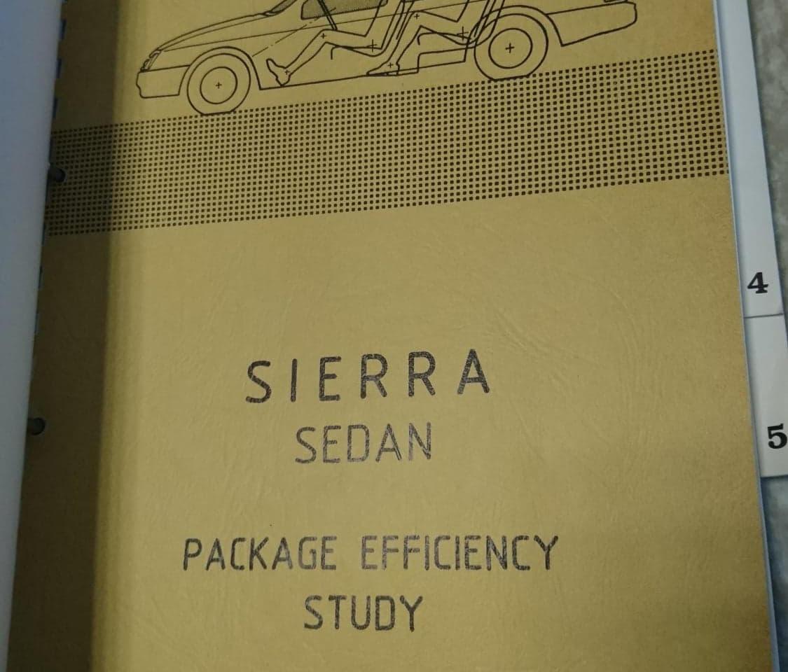Sierra Package Efficiency Study