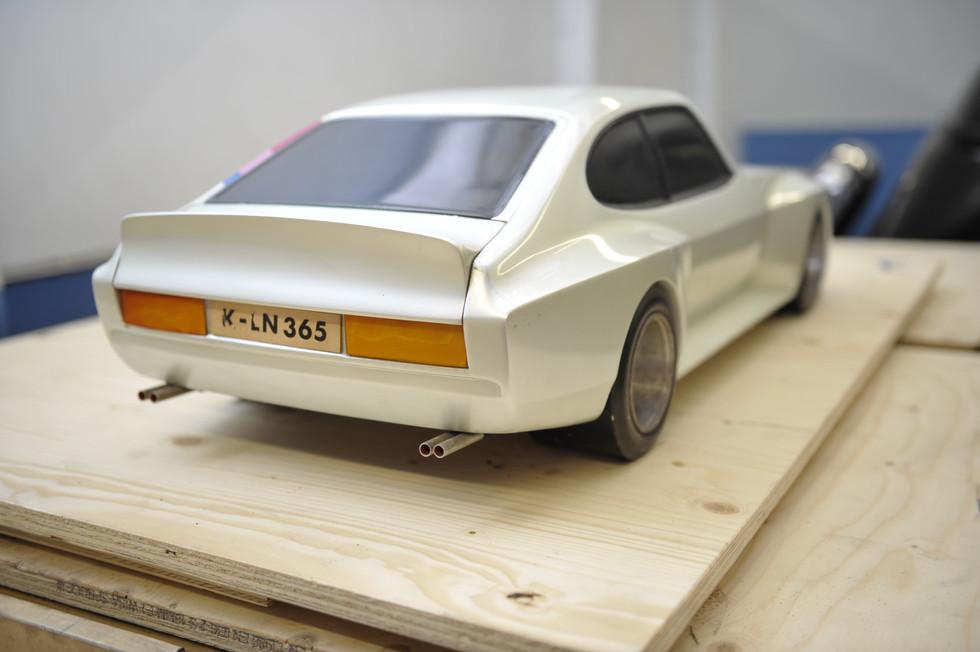 RS2800 rear