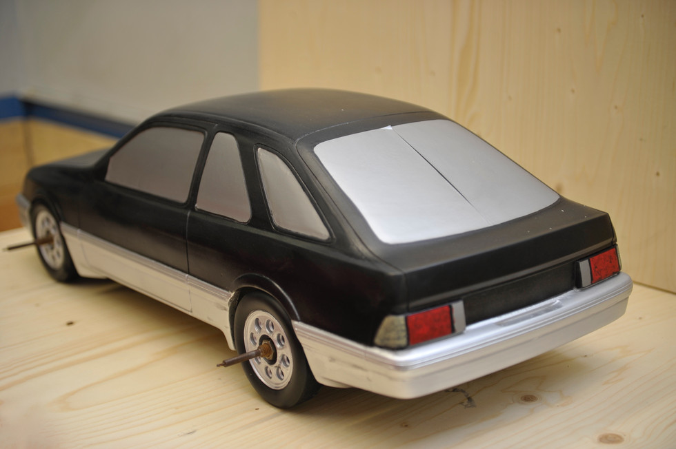 XR4 Rear