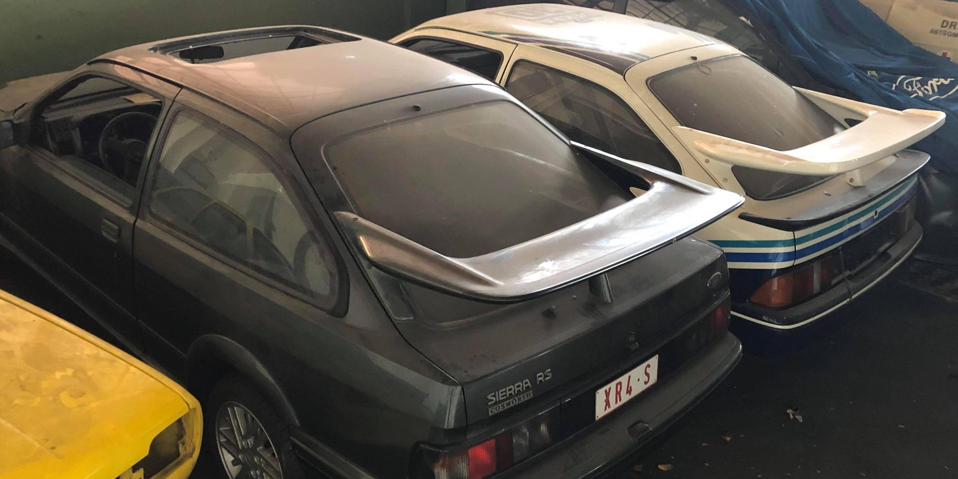 The rarest Cosworth