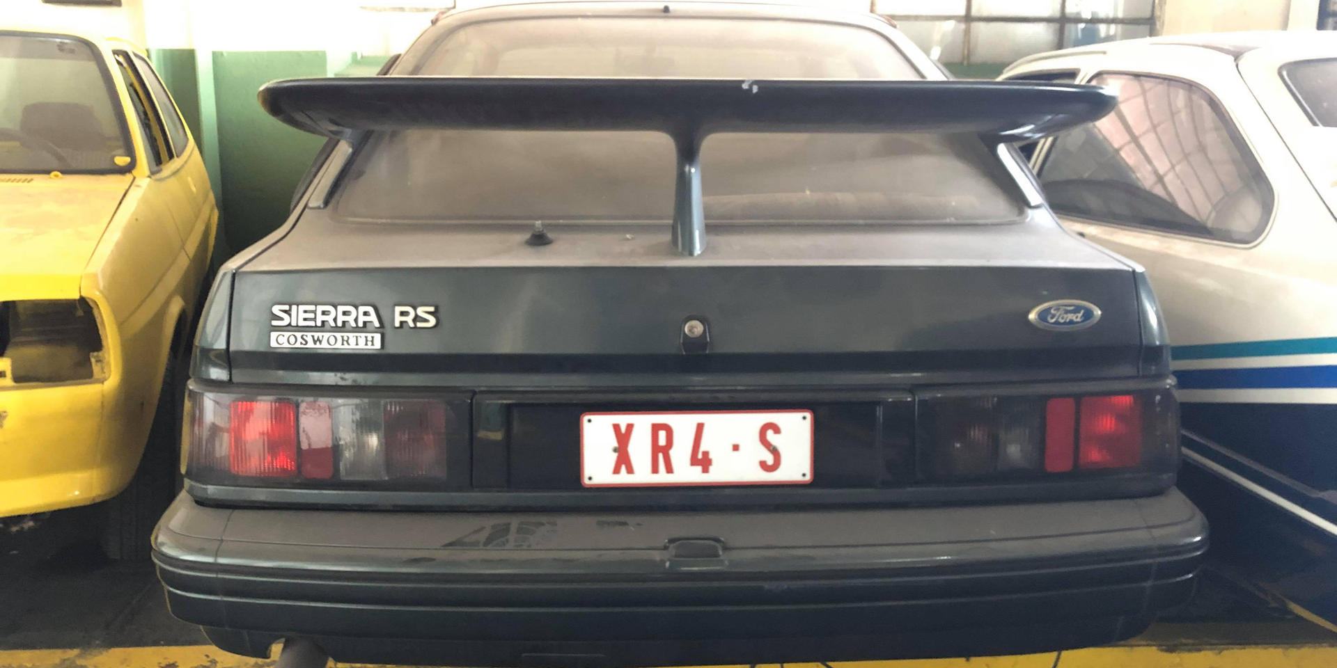 The XR4 RS