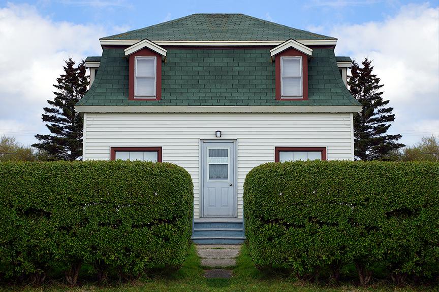 Hiding House #1