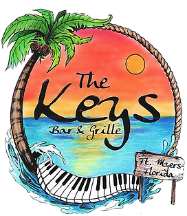 The Keys Bar & Grille Logo