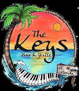 The Keys Bar & Grille Logo