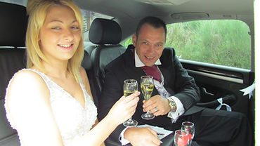 Wedding Car Hire, Swindon, Big Black Cars