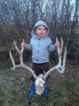 One Great Shed Hunting Trip