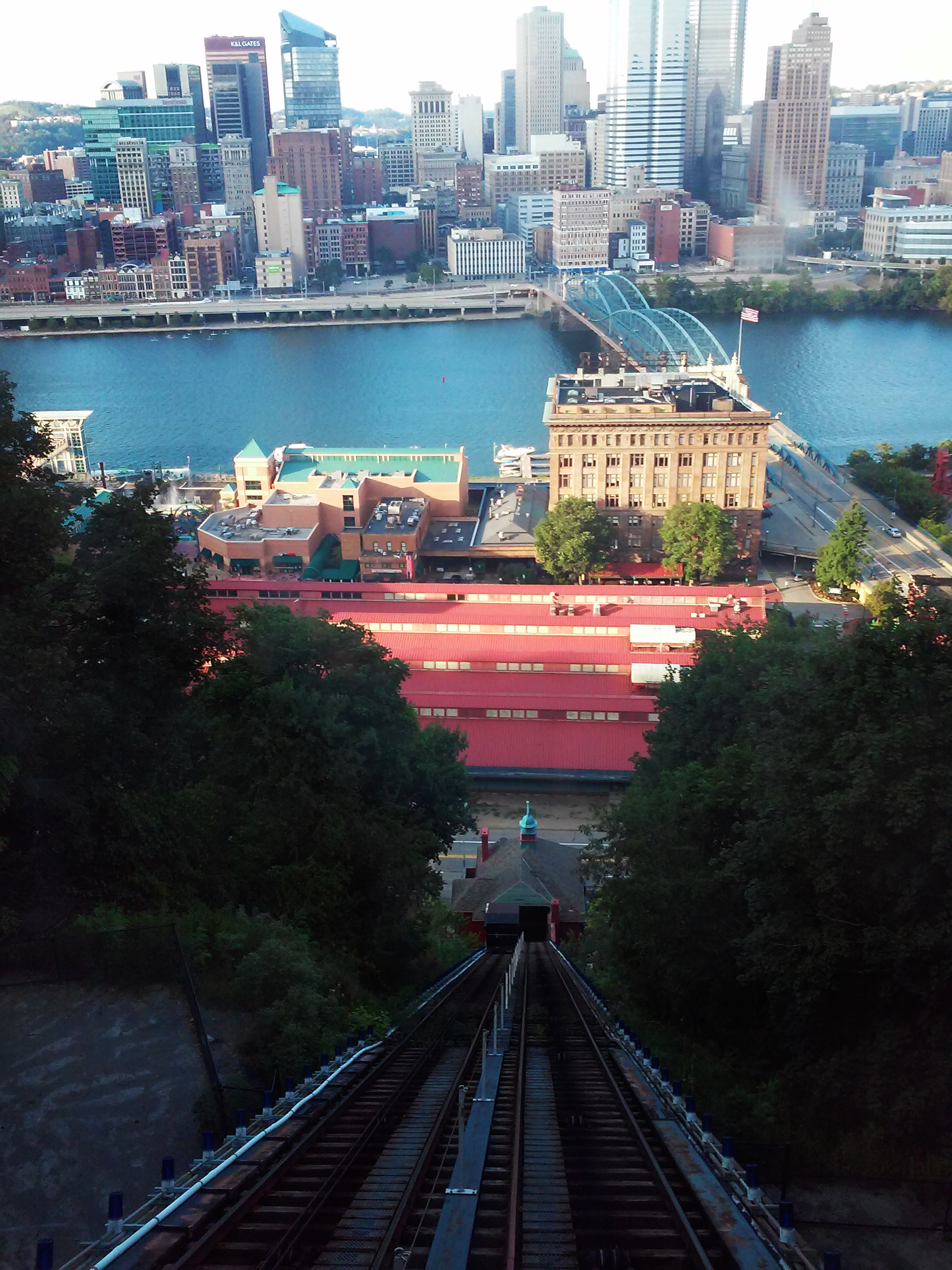 Mount Washington Incline