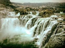 Shoshone Falls - Twin Falls, ID