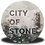 Thumbnail: Set of 2 Buttons: City of Stone Combo