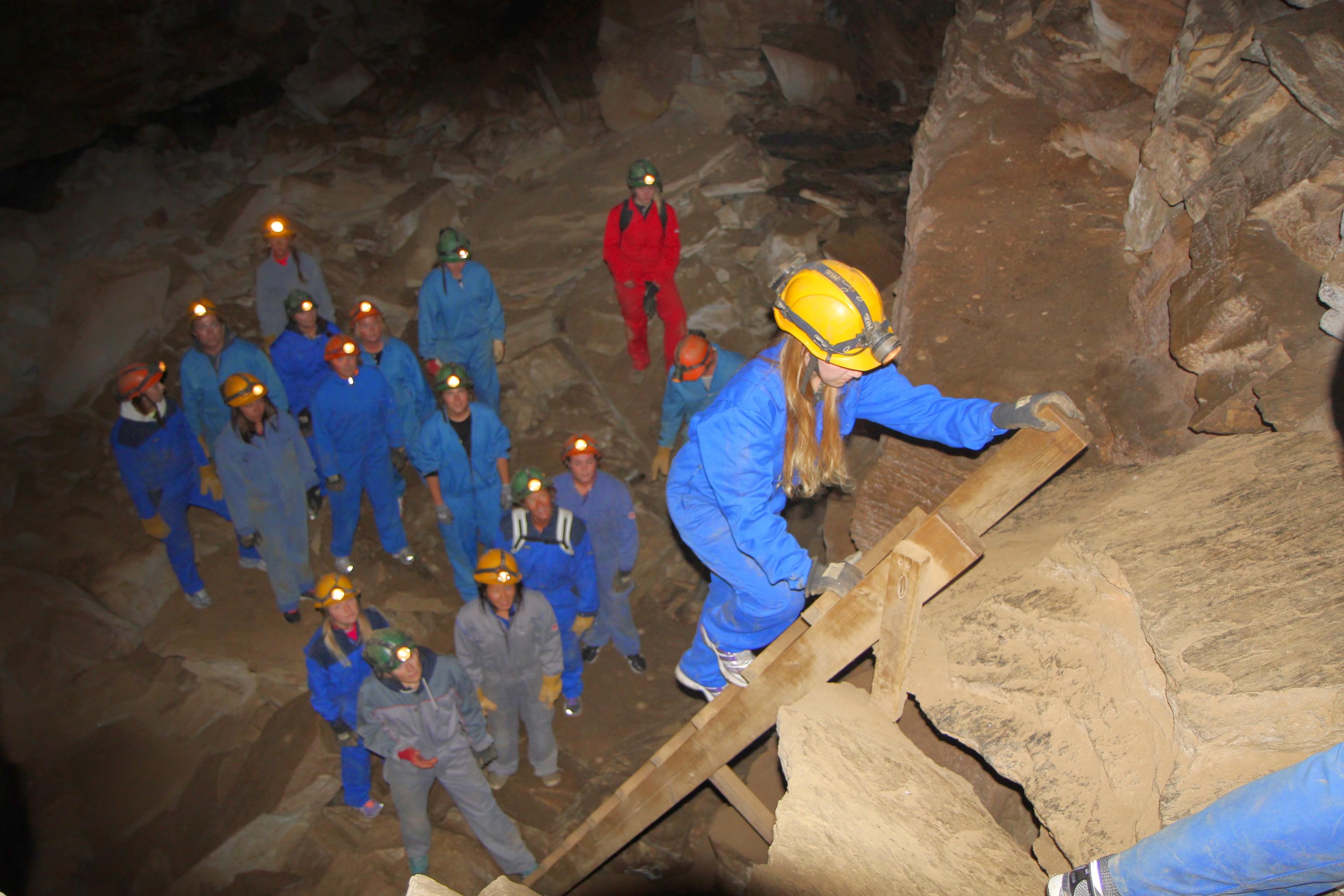 Grottevandring