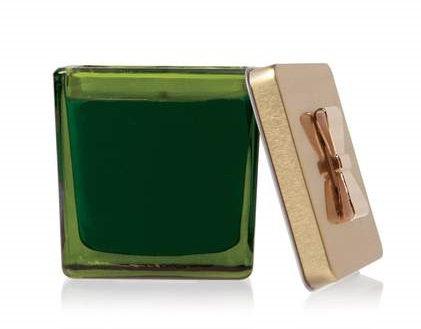Frasier Fir Green Present Candle