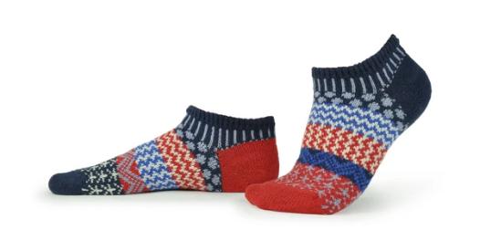 Stars and Stripes Ankle Socks