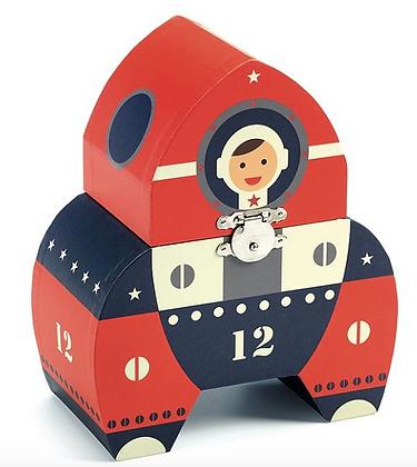 Apollo Astronaut Treasure Box