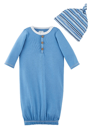 Blue Henley Take Home Outfit