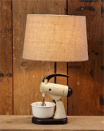 Lamp - Vintage Mixer