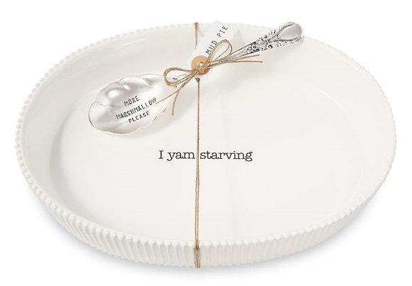 I Yam Starving Dish