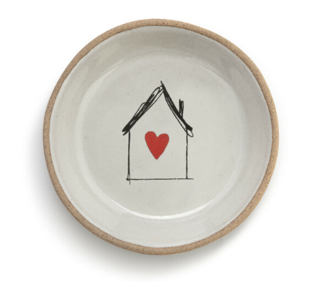 Heart-Filled Home Trinket Keeper