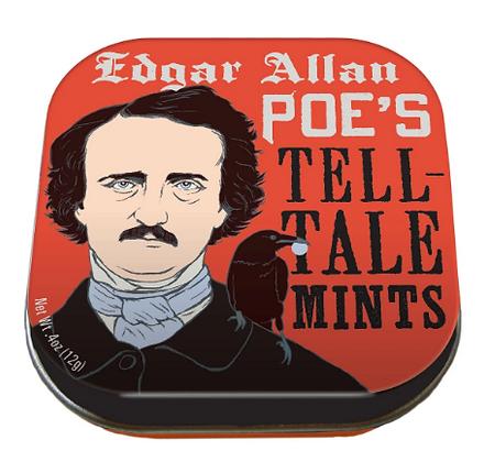 Edgar Allan Poe's Tell-Tale Mints