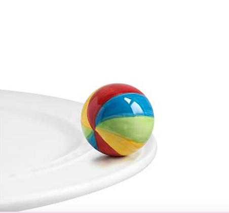 have a ball (beach ball)
