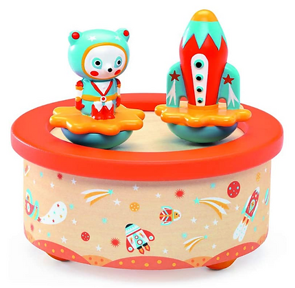 Space Melody Music Box