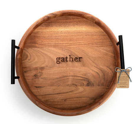 Gather Wood Serving Tray