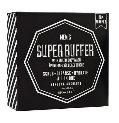 Men's Super Buffer by Spongelle