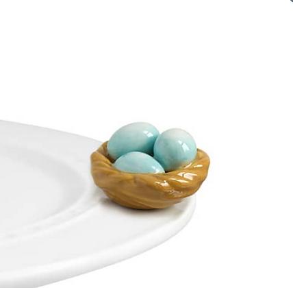 robin's egg blue (nest)
