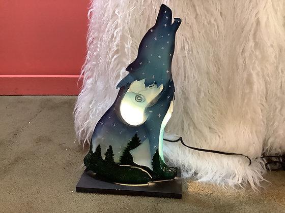 Electric wolf light