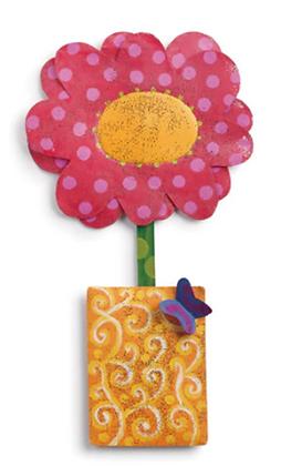 Screenings Flower Door Hanger