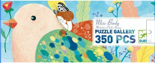 Miss Birdy Puzzle