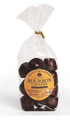 Bourbon Caramels