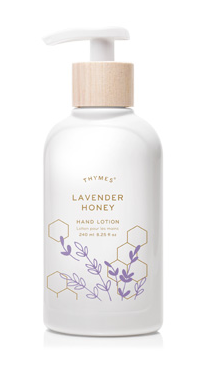 Thymes Lavender and Honey Hand Lotion