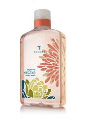 Agave Nectar Body Wash