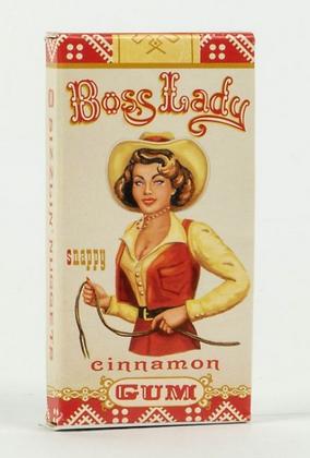 Boss Lady Gum