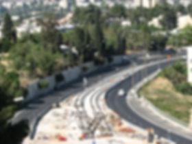 Jerusalem first LRT line