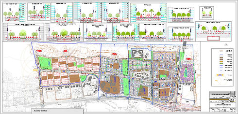 3700 North-West Tel Aviv City Plan