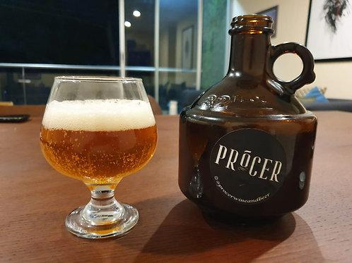 Growler 1 litro Cerveza