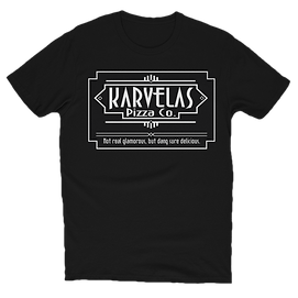 unisex Karvelas Pizza Co