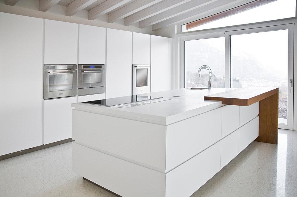 Kerlite for Cucine di design con isola