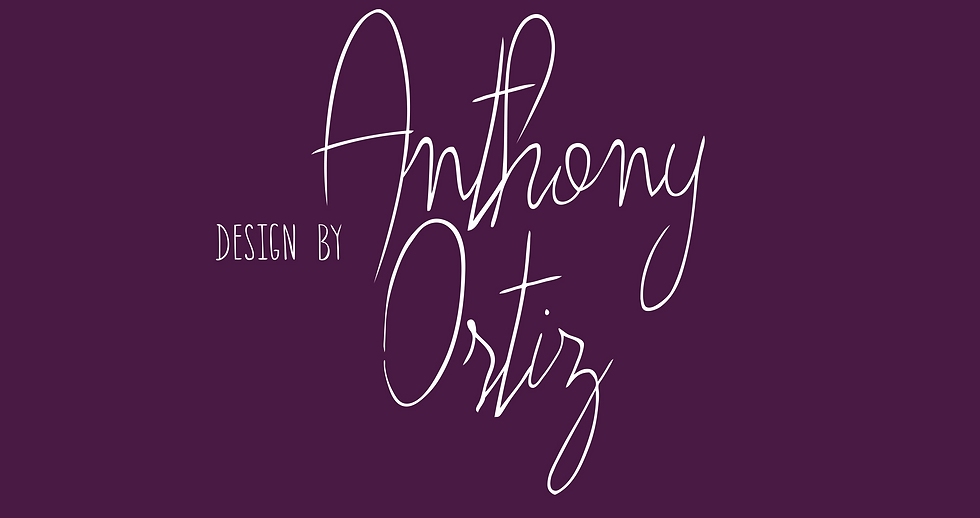 Design By Anthony Ortiz Special Offer Discount